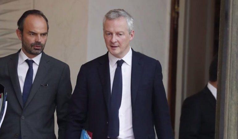 Bruno Le Maire veut taxer les grands patrons expatriés