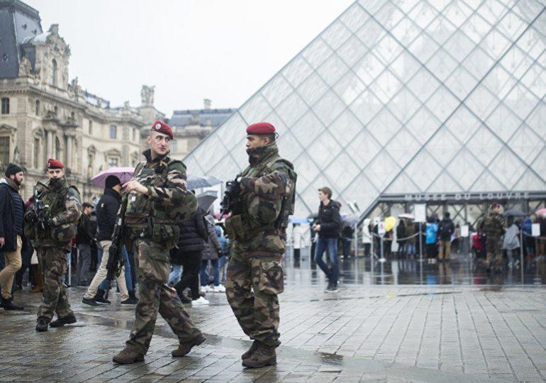 Gilets Jaunes : L'armée mobilisée dans le cadre de l'opération sentinelle