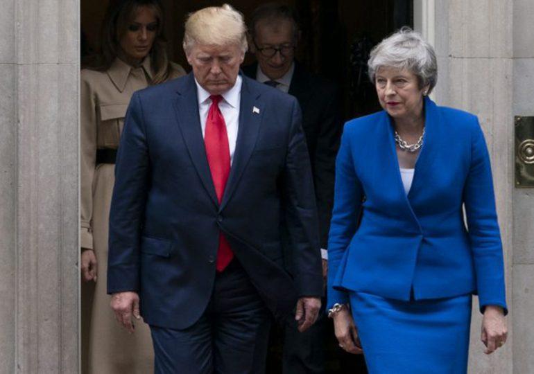 Trump promet un accord commercial «phénoménal» à Londres