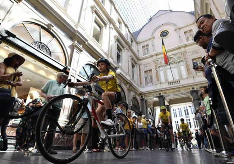 Tour de France : Départ de Belgique