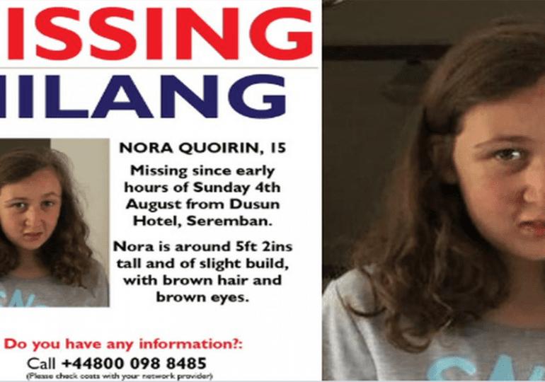 Disparition d'une adolescente - française de Londres en Malaisie