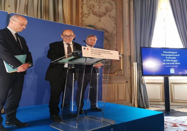 Enseignement français à l'étranger: importantes annonces du gouvernement