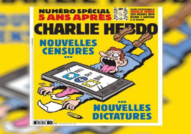Charlie Hebdo : 5 ans