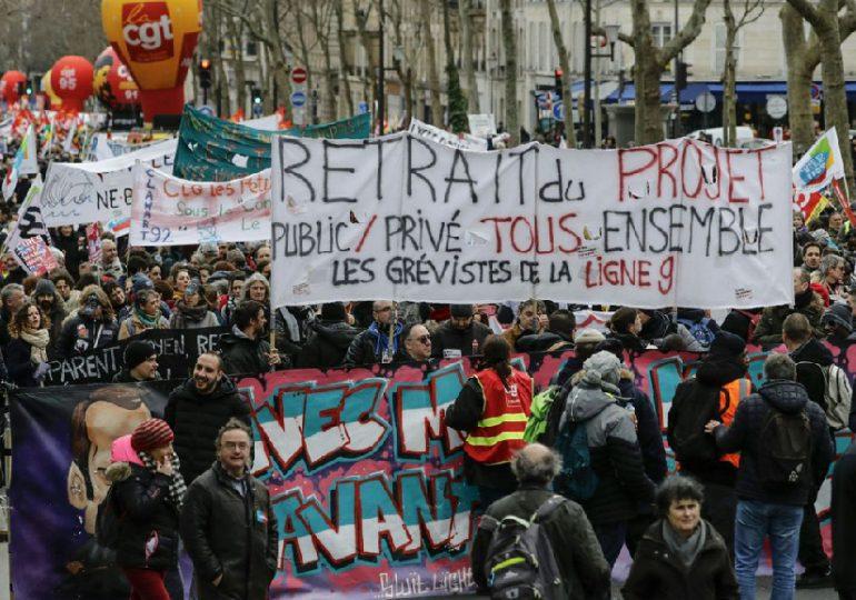 Mobilisation ce jeudi contre la reforme des retraites avant un lundi noir le 17 février ?