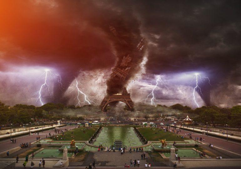 La France en 2070.... Une météo bien différente