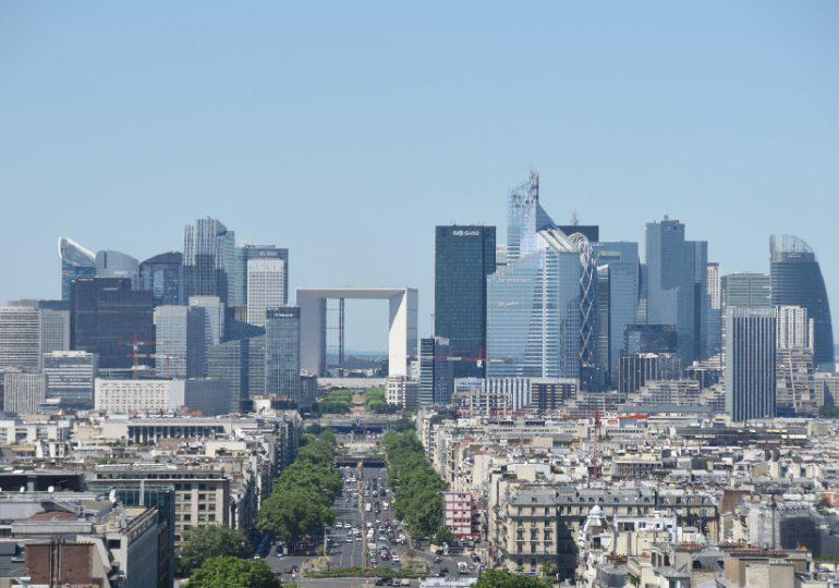 Paris vise la première place financière d'Europe après le Brexit