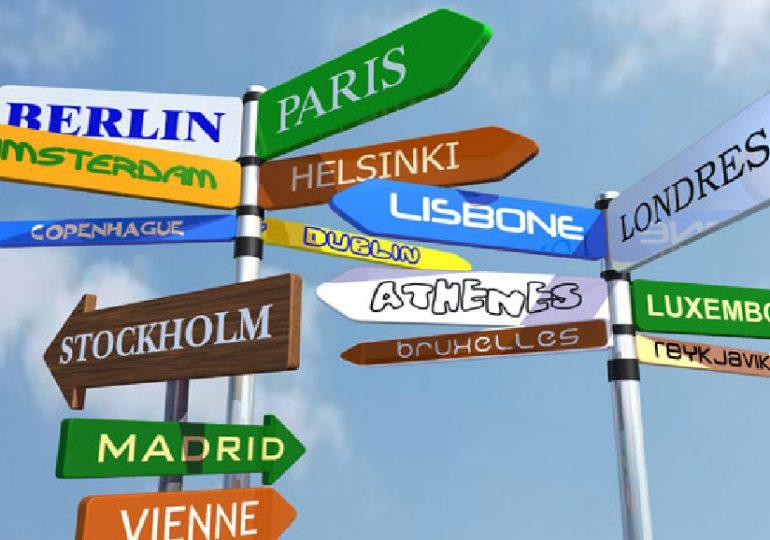 3,2 milliards de nuitées touristiques en Europe!