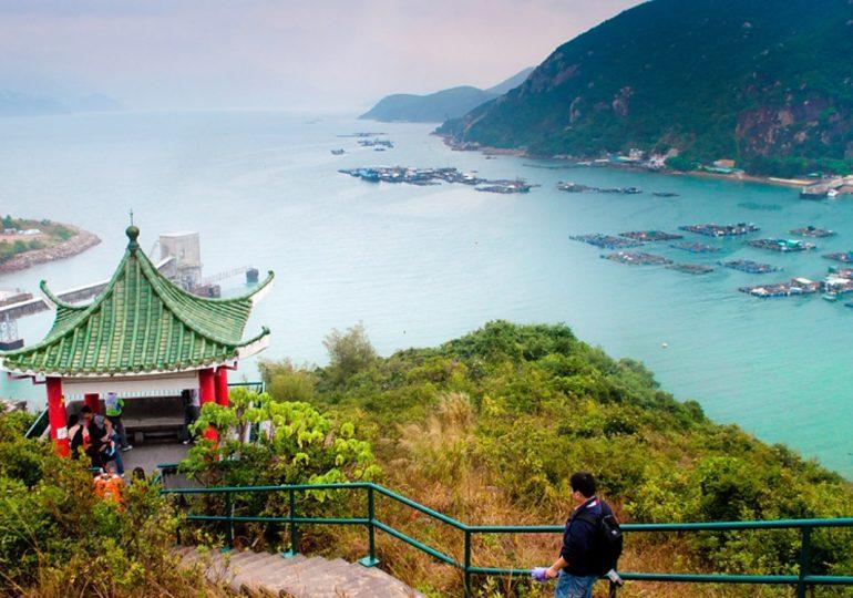 Hong Kong c'est une ville et des iles - Zoom sur l'ile Lamma avec Karine