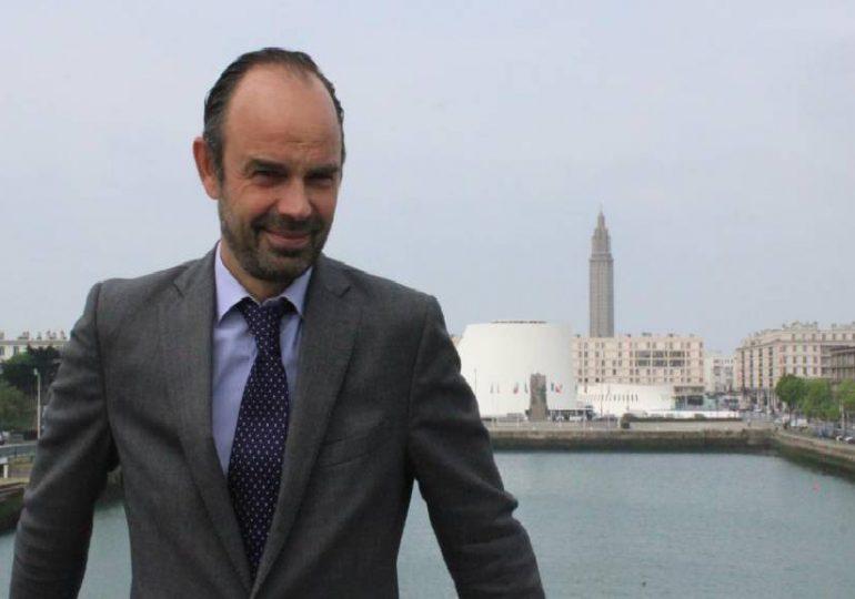 """""""Les Républicains ne soutiennent pas la liste menée par Édouard Philippe au Havre"""", a indiqué le parti"""