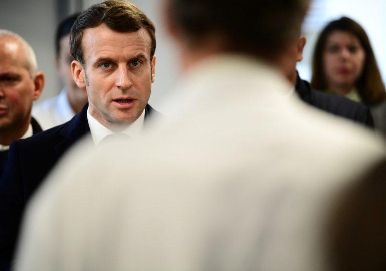 """Coronavirus : """"Une phase qui va durer sans doute des mois"""", d'après Macron"""