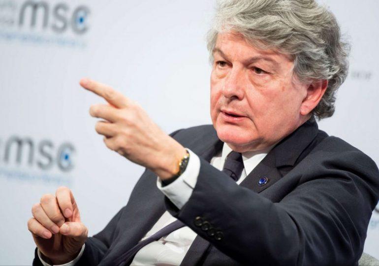 La Commission tente d'assurer la survie des entreprises face au coronavirus