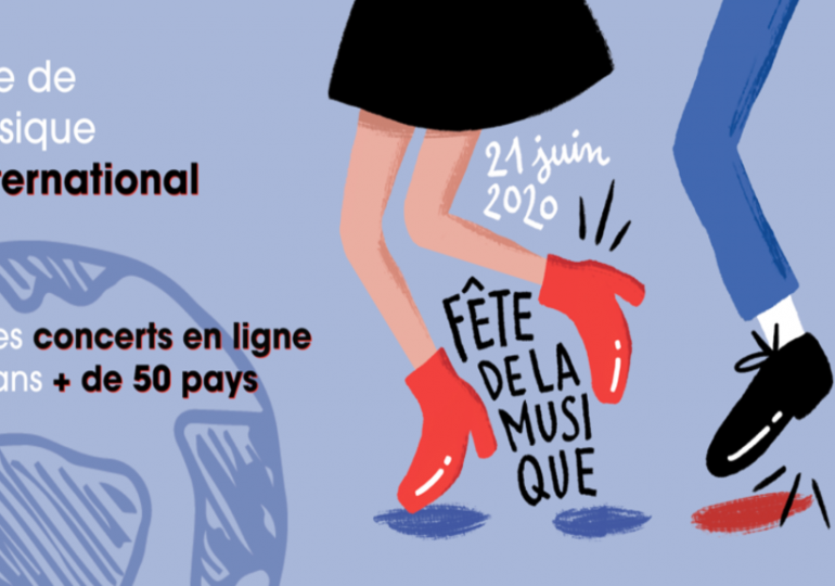 la Fête de la Musique en ligne - 150 artistes français dans 50 pays