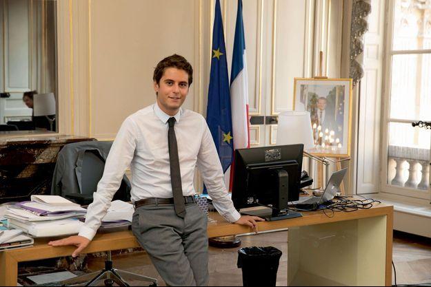 """""""l'épidémie est maîtrisée en France"""", Gabriel Attal - Porte-parole du Gouvernement"""