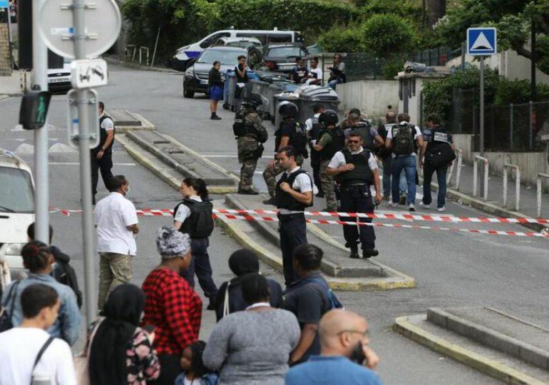 Insécurité sur la Côte d'Azur - Fusillade en plein jour à Nice - Vidéo