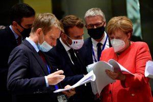 Emmanuel Macron accord Union européenne