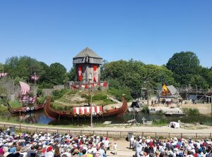 Le Puy du Fou a rouvert, sous stricts conditions