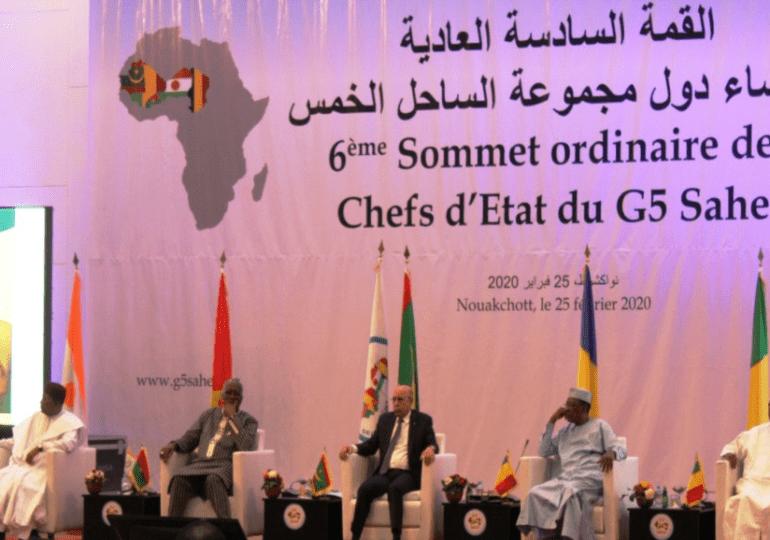 Le sommet du G5 Sahel s'ouvre alors que la région s'enfonce dans la crise