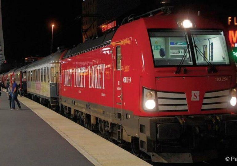 Les trains de nuit relieront la Belgique à la Suède dès 2022