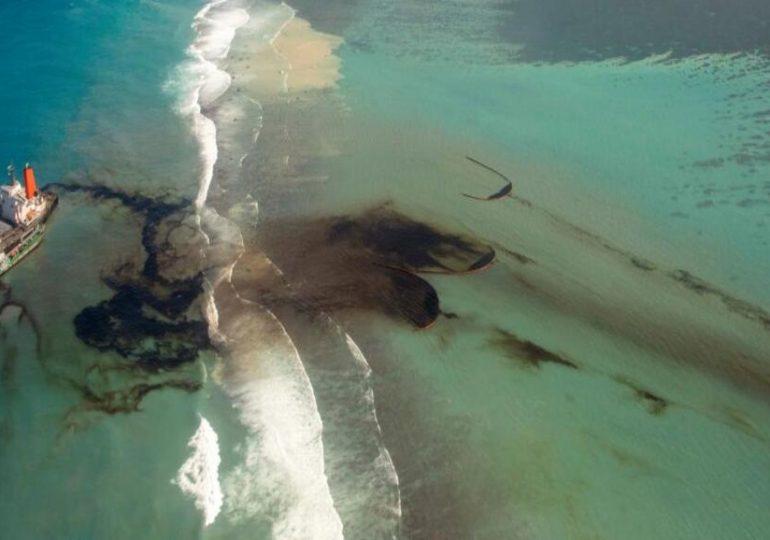 Ile Maurice : catastrophe écologique - un podcast vidéo