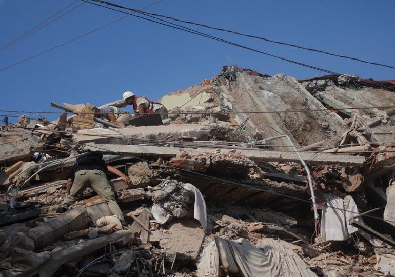 Beyrouth: la reconstruction en route