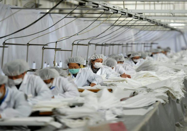 Chine, reprise contrastée