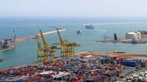Le port de Beyrouth, avant l'explosion