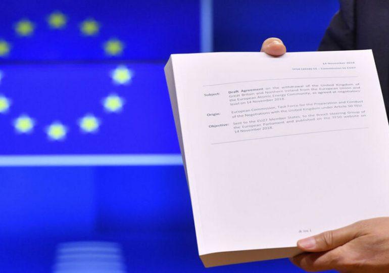 L'UE appelle Londres à respecter l'accord de retrait
