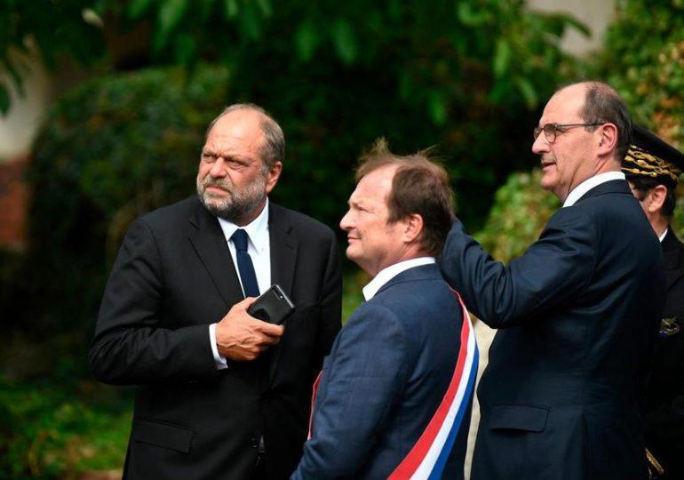 """Éric Dupond-Moretti: """"Les chiffres sont clairs, la délinquance des mineurs n'a pas augmenté dans notre pays depuis 10 ans"""""""