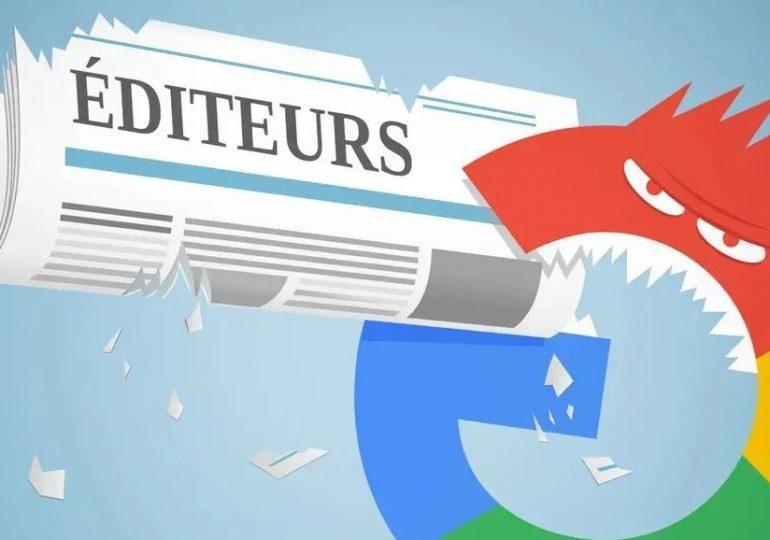 Droits voisins : étape cruciale en France dans la bataille entre Google et la presse