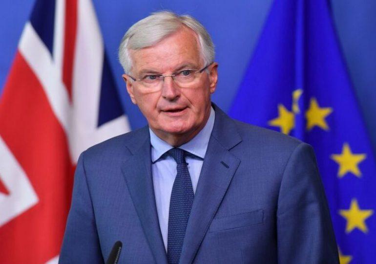 Brexit. Chaque jour compte, selon Michel Barnier