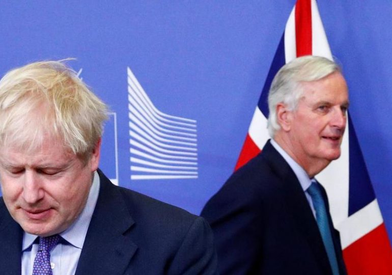 Boris Johnson ne semblent pas inquiéter l'UE