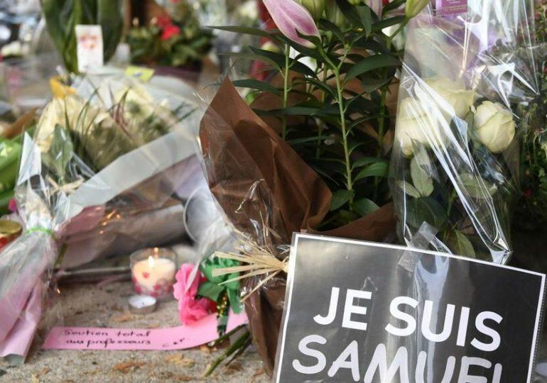 Les lycées français de l'étranger rendent hommage à Samuel Paty