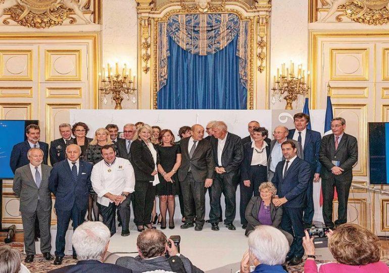 Le grand prix du Rayonnement Français