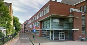 lycée Van Gogh d'Amsterdam