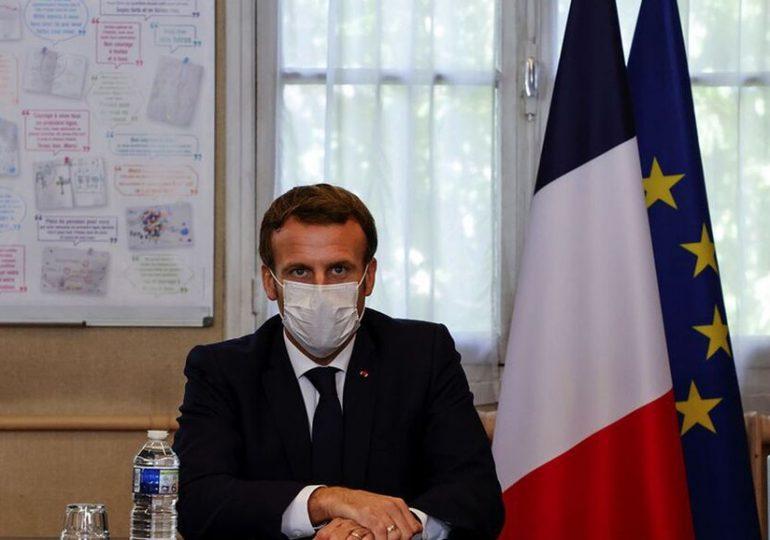 Macron réfute l'accusation de stigmatiser les Français musulmans.