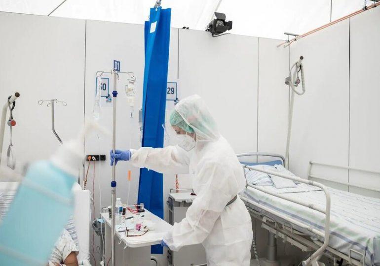 Covid-19 en Belgique : ouverture d'un hôpital de campagne