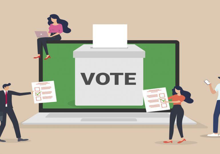 Le vote électronique pris en charge par Paragon