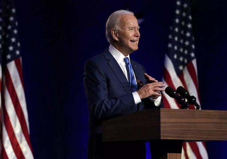 Biden, désormais Président élu !