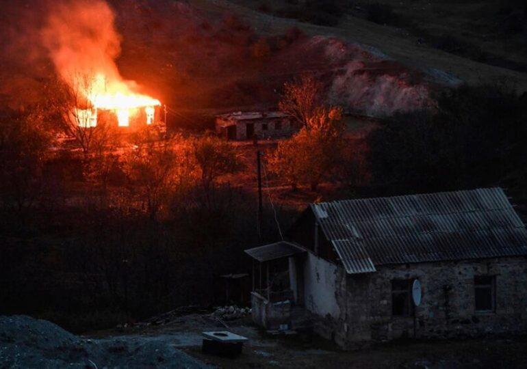 Haut-Karabakh : la politique de la terre brûlée