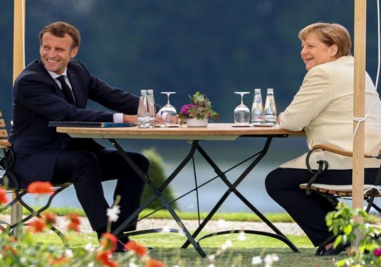 Merkel über alles