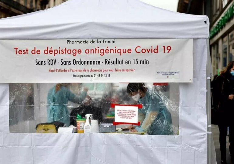 Covid-19 : la France teste massivement, les États-Unis lancent leur campagne de vaccination
