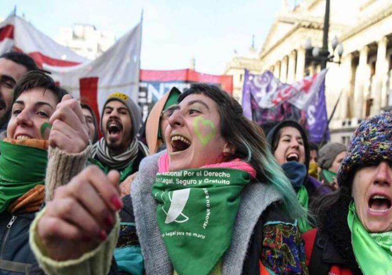 Argentine : le combat pour l'IVG continue