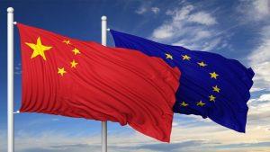 Tension entre l'Ue et la Chine