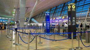 interdiction des vols commerciaux en Israël