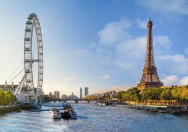 Paris - Londres : une histoire de dessert