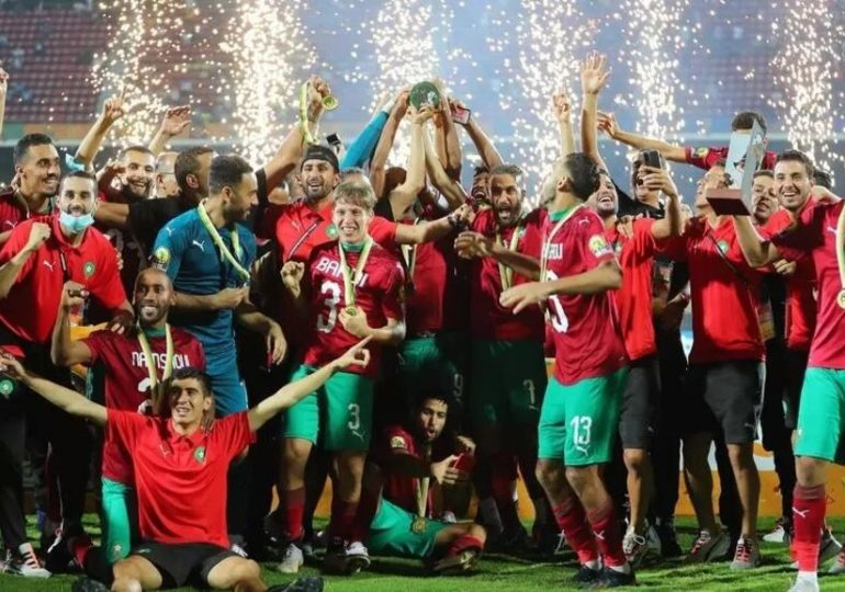 CHAN 2021 : le Maroc conserve son titre