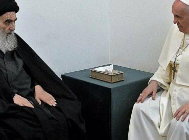 Irak : le pape au chevet des églises chrétiennes