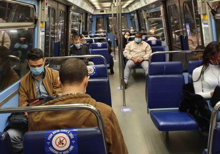 Métro, bus, train : le gouvernement français autorise le recours à la vidéo pour évaluer le port du masque
