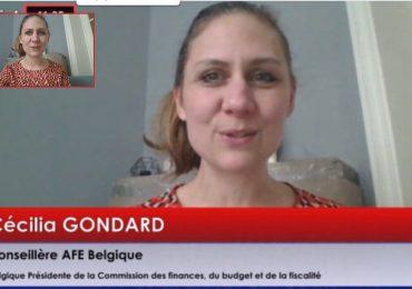 """Cecilia Gondard : """"Repenser l'action sociale pour l'après Covid !"""""""