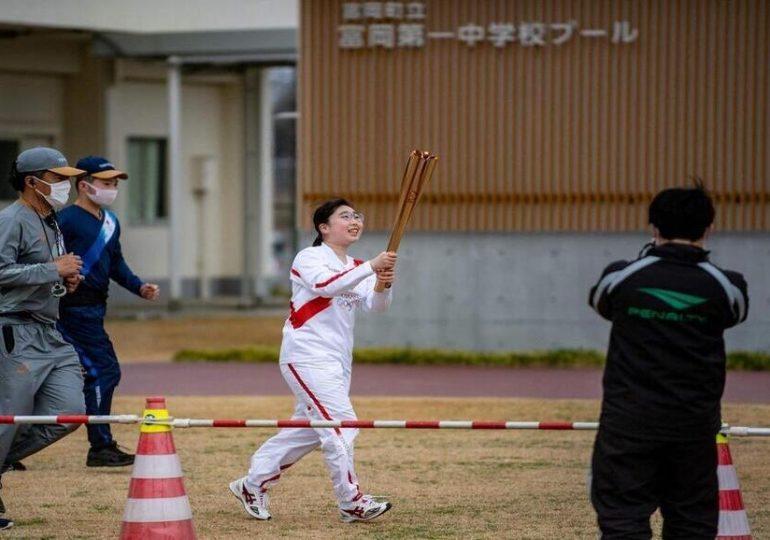 JO de Tokyo : le relais de la flamme olympique lancé à Fukushima